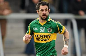 Paul Galvin in action for Kerry