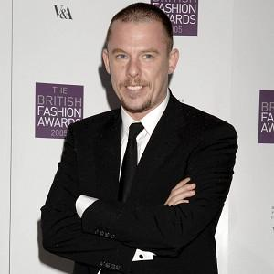 Alexander McQueen left 50,000 pounds in his will for the care of his pet dog