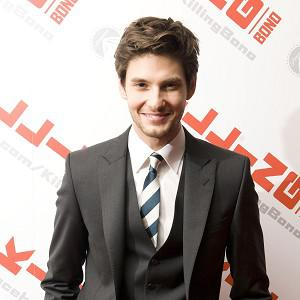 Ben Barnes recently starred in the rock film Killing Bono