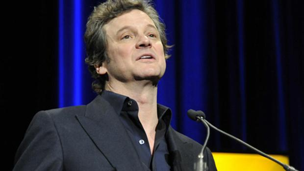 Colin Firth has been tipped to win an Oscar. Photo: PA