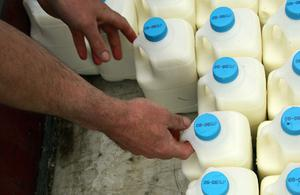 The dairy industry here has been working with its counterparts in Northern Ireland and across the EU