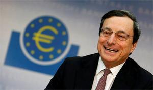 Mario Draghi. Photo: Reuters