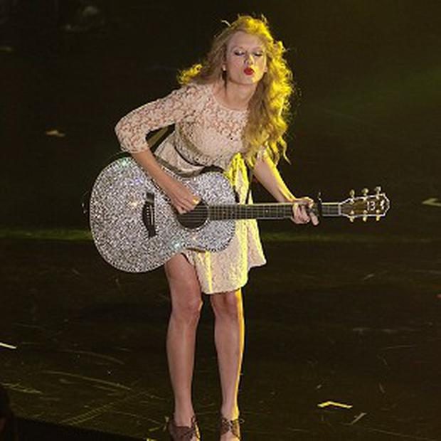Taylor Swift has recorded a song for Hunger Games