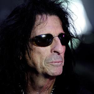 Alice Cooper will be touring festivals this summer
