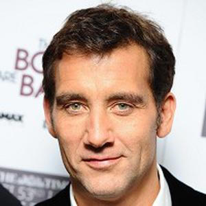 Clive Owen says it's difficult being away from his family