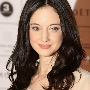Andrea Riseborough previously worked with Alexander Skarsgard on Disconnect