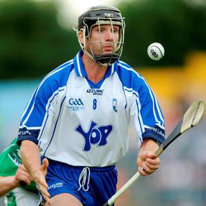 Tony Browne is back for Waterford.