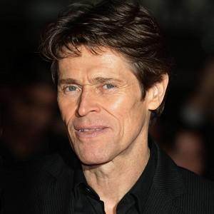 Willem Dafoe likes the 'irresponsibility' of being an actor