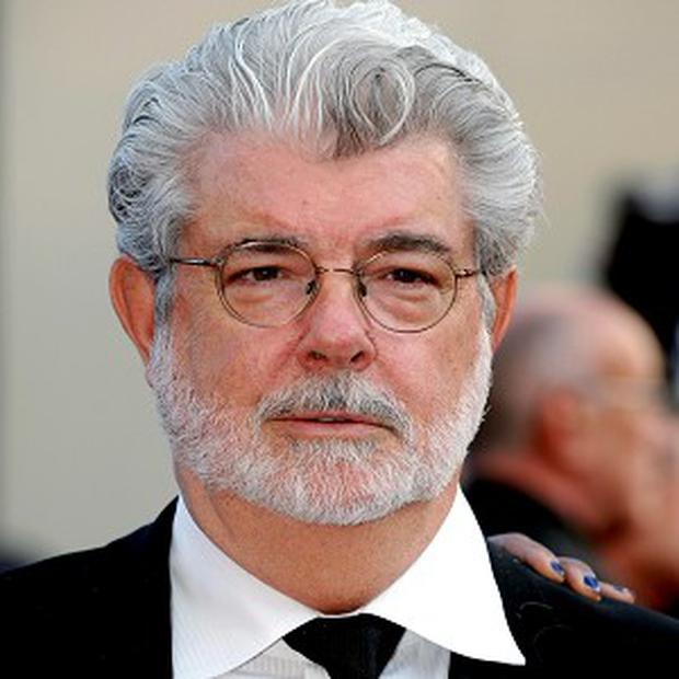 George Lucas' film production company has abandoned its plans