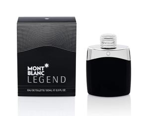 Montblanc Legend EDT from £22.50 (€27.96) . Photo: PA