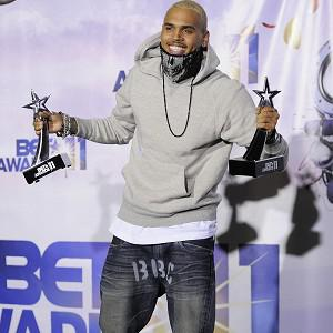 Chris Brown was the big winner at the BET awards