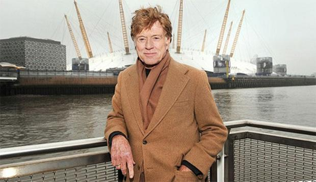Robert Redford in London in 2011. Photo: Getty Images