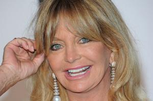 Goldie Hawn. Photo: Getty Images
