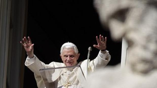 Pope Benedict XVI picked a Protestant to head the Vatican's sciences academy (AP)