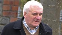 Bertie Ahern pictured recently at his Drumcondra home