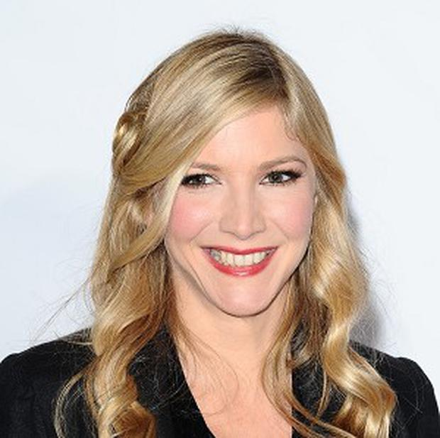 Lisa Faulkner has penned her first recipe book