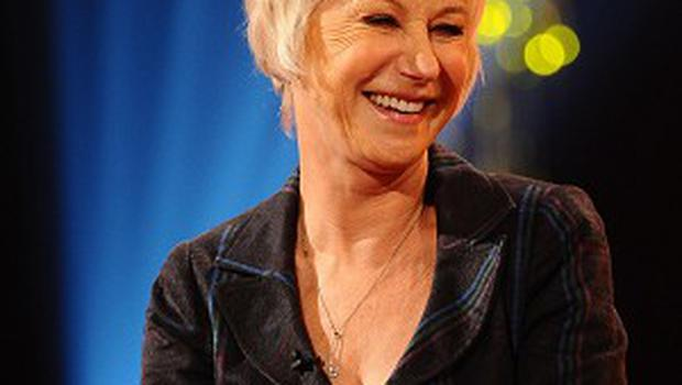 Dame Helen Mirren used her former job as inspiration