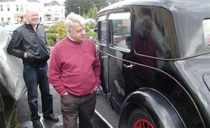 The vintage car enthusiast died in hospital at the weekend after he had spent a significant amount of time bound and seriously injured in his home.
