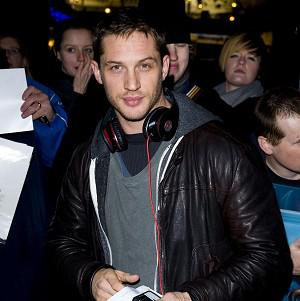 Tom Hardy appears in the film The Wettest County In The World