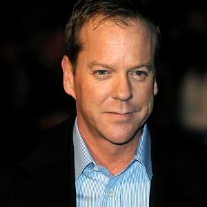 Kiefer Sutherland says filming for the 24 movie has to fit into his TV schedule