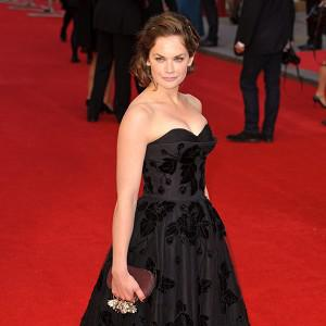 Ruth Wilson got to do some exciting stunts in The Lone Ranger