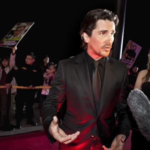 Christian Bale is promoting The Flowers Of War in China