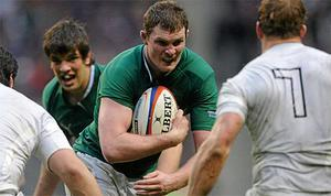 Donnacha Ryan impressed in this season's Six Nations campaign