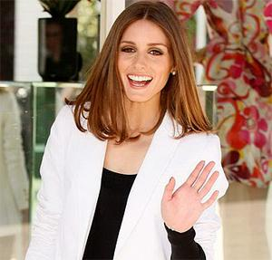 'The City' star Olivia Palermo shopped in Kildare Village designer outlet yesterday