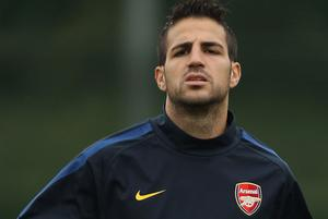 Cesc Fabregas. Photo: Getty Images
