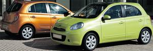 The emphasis is on city driving, with a turning circle of just 4.65m.