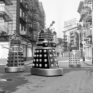 An academic claims to have discovered why Daleks are so scary