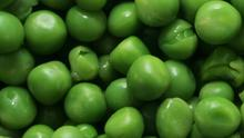 Eating 150 grammes of frozen peas a day will supply half of your fibre needs