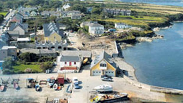 The community in Valentia Island has been decimated as youngsters are forced to leave in search of work