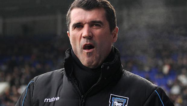 Roy Keane: Photo: PA