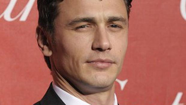 James Franco has confessed he's not keen on the sight of blood