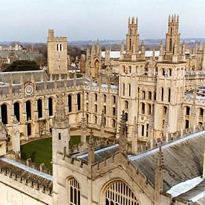 Students seeking admisson at the Oxford University face unusual questions
