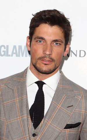 Male supermodel, David Gandy is also in the new M&S line up. Photo: Getty Images