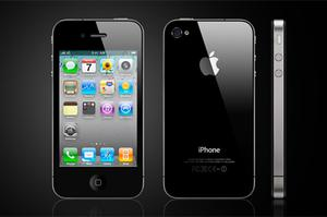 The iPhone 4 which went on sale last summer. Analysts predict the next version will be released in September. Photo: Apple