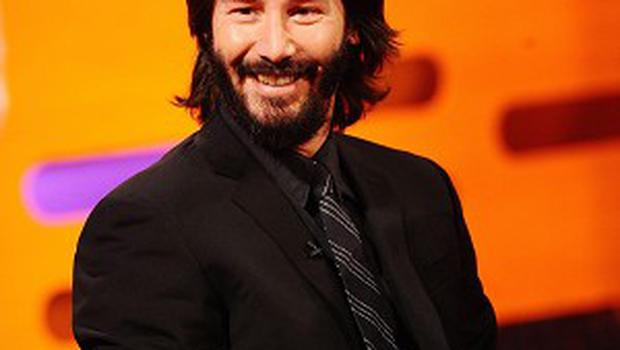Keanu Reeves can identify with his latest 'nice guy' role