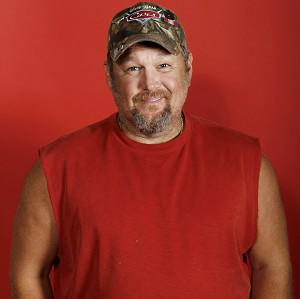 Larry the Cable Guy is back as the voice of Mater for Cars 2