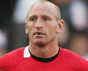 Gareth Thomas, Wales' s most capped player. Photo: Getty Images