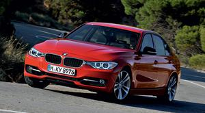 ATHLETIC: The new BMW 3-Series Sedan will be launched in Ireland in February