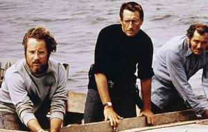 <b>2. Jaws - 'You're gonna need a bigger boat' scene.</b><br/> Film fans ranked the clip ahead of runner-up Jaws with its unforgettable line delivered by Roy Scheider: 'You're gonna need a bigger boat.'