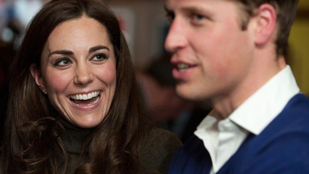 Prince William, Duke of Cambridge and Catherine, Duchess of Cambridge. Photo: Getty Images