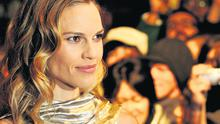 Hilary Swank is Hollywood gold now, but she never forgets her trailer park roots