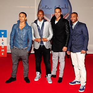JLS have big plans for Marvin Humes' stag party