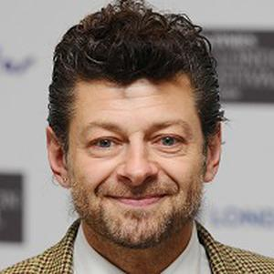 Andy Serkis said he was 'blown away' with the Bafta nomination