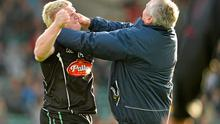 Martin Stokes struck Newcastlewest footballer James Kelly during the Limerick county final