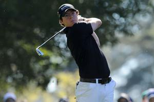 Leader after round 1 Rory McIlroy. Photo: Getty Images