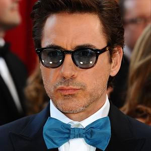 Robert Downey Jr could be playing a paranoid survivalist